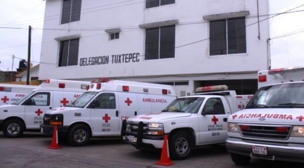 Más de 50 mil pesos mensuales, invierte Cruz Roja en mantenimiento de ambulancias