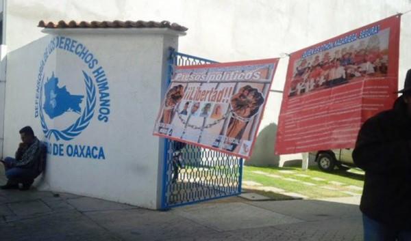 Pide S.22 traslado de compañeros a carcel de Oaxaca