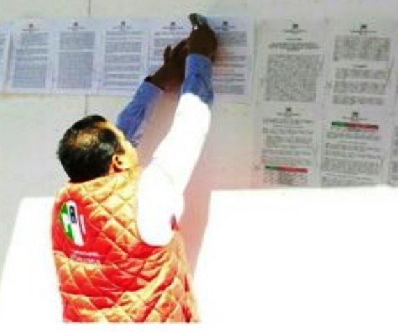 Conoce la convocatoria del PRI para candidatos a presidente municipal