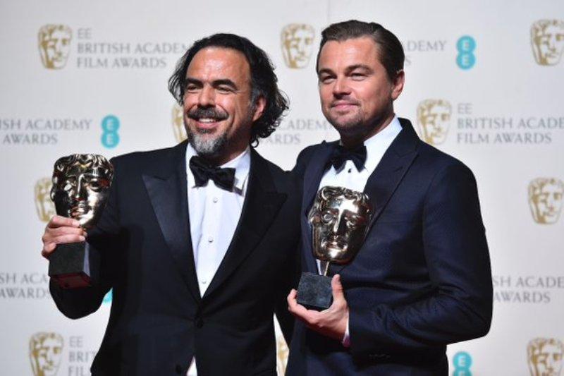Iñárritu y DiCaprio ganan premios Bafta