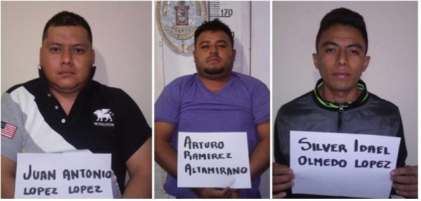 Detienen a presuntos multihomicidas de familia  en Pinotepa