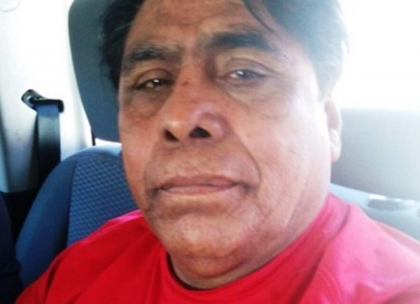 Preso líder del FPR en Oaxaca