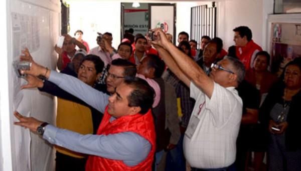 Emite CDE PRI Oaxaca convocatoria para candidatos a diputados locales