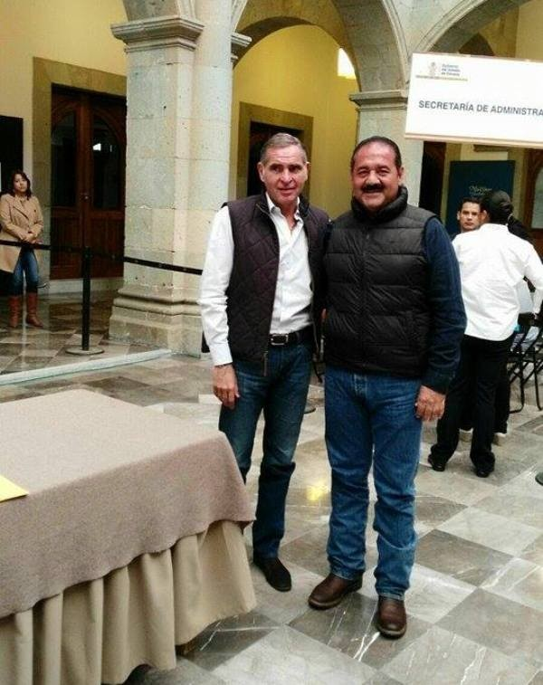 Logra Sacre Rangel acuerdos para ejecución de importantes obras