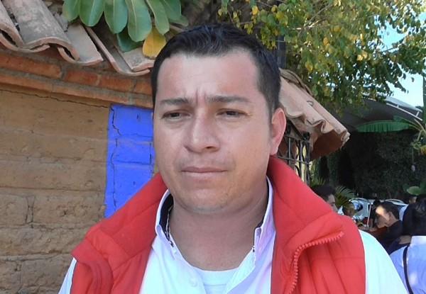 Se registró Jorge Salinas como precandidato del PRI a la presidencia de Temascal