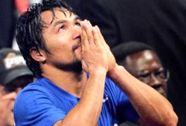 Nike cancela su contrato con Manny Pacquiao tras sus críticas a los gays