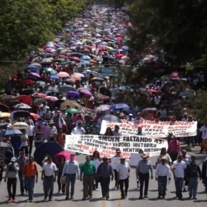SEP aplicará tercer descuento a 30 mil maestros que protestaron el 5 de febrero