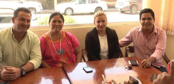 PVEM respalda a Gabriel Cué para la presidencia de Tuxtepec