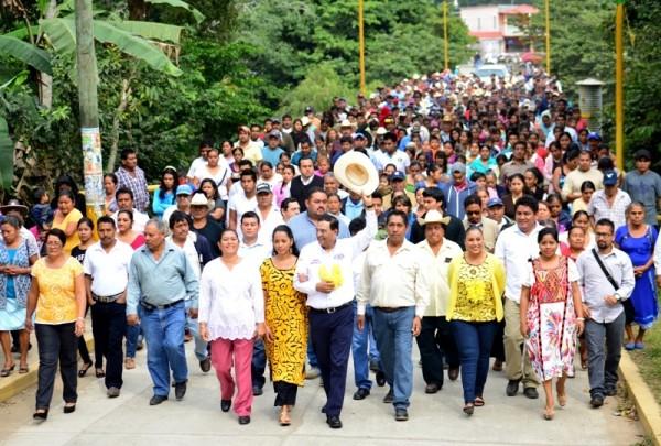Todo Oaxaca va con Benjamín Robles  para candidato a gobernador del PRD