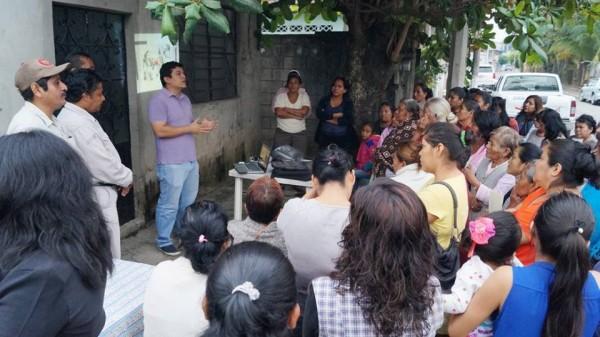 Realiza Gobierno Municipal pláticas en prevención de zika