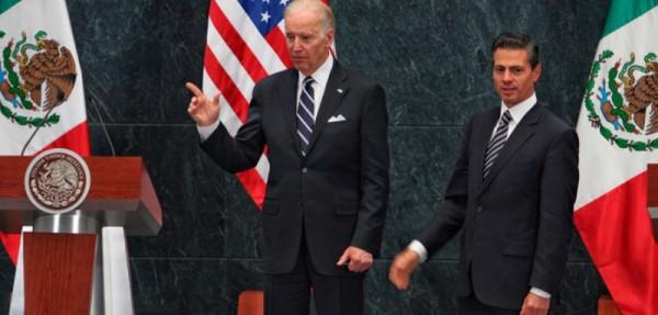 Biden ofrece disculpa por campañas contra México en EU