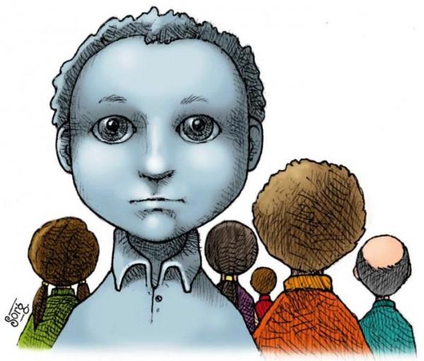 Niños porteños lidian con el Síndrome de Asperger