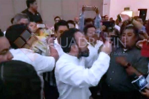 Denuncian fraude en conteo de consejo electivo del PRD en Oaxaca