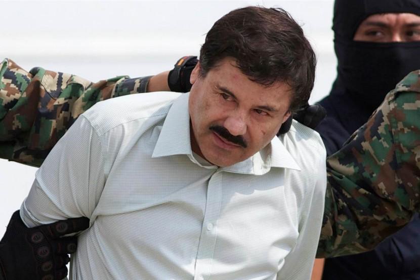 """Capturados en EU, 18 allegados a """"El Chapo"""""""