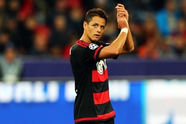 Eligen a Chicharito como el mejor jugador en Alemania