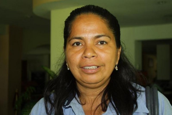 Inicia precampaña Elvira Hernández, precandidata de MC