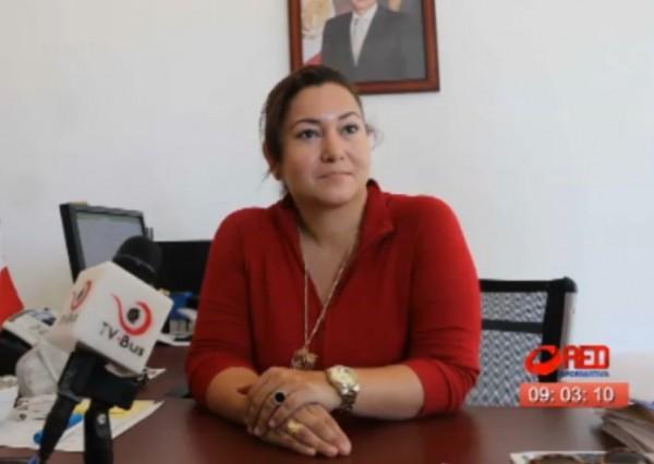 Se registra Ana Luz Azamar a la diputación del PAN