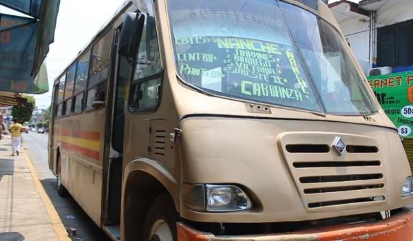 Que proceda SEVITRA contra unidades: Transportistas