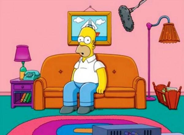 Homero Simpson tendrá un capítulo en vivo ¡responderá a los fans!
