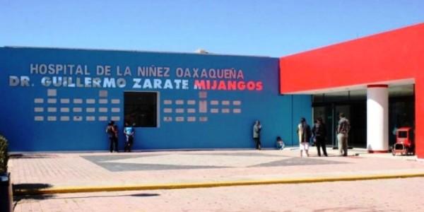 Trasladan a dos de los cuatrillizos a Oaxaca