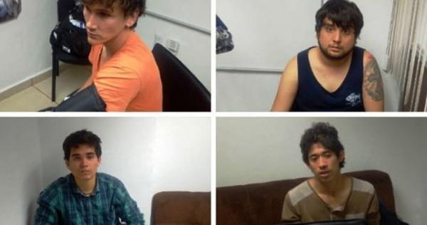 Rescatan vivos a los cuatro jóvenes secuestrados en Veracruz; no hay detenidos