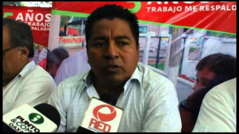 De no ser el candidato, me sumaré con quien quede: Fernando Bautista