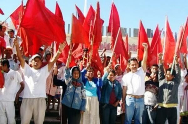 Anuncia El Movimiento Antorchista Encuentro Regional De Más De 15 Mil Antorchistas En La Mixteca