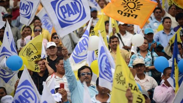 PVEM y PRI buscan echar abajo coalición PAN-PRD-PT; impugnan ante TEEO y TEPJF