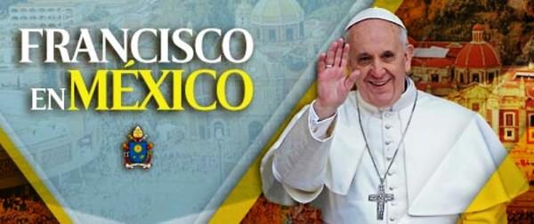 ¡Bienvenido! Papa Francisco arriba al AICM; sostendrá reunión con EPN
