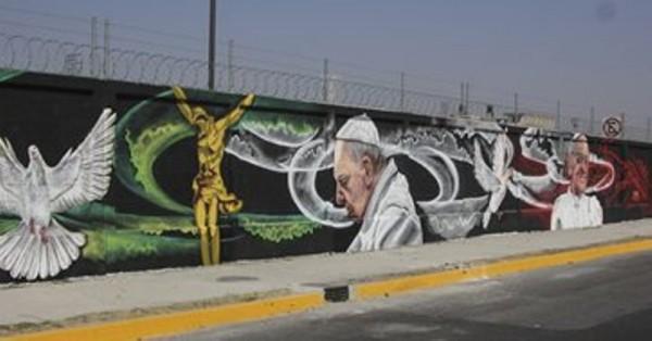 El papa va al encuentro con Ecatepec