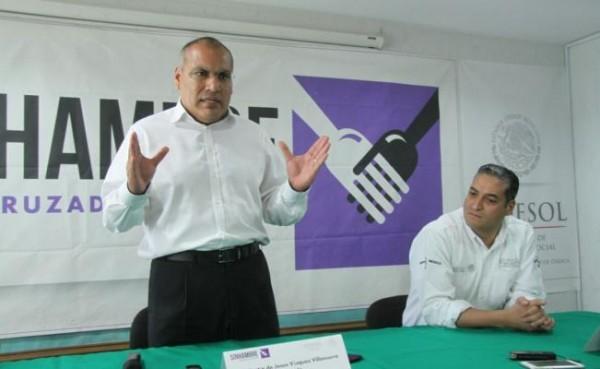 Asume Martín Vásquez Villanueva, delegación de la Sedesol en Oaxaca