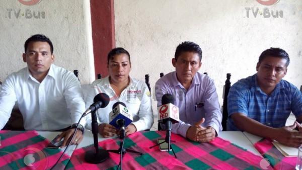 Señalan a Irma Juan Carlos de imponer candidatos en MORENA