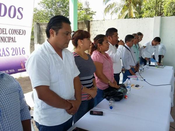 Sin contratiempos, integran consejo municipal para priorización de obras en Valle