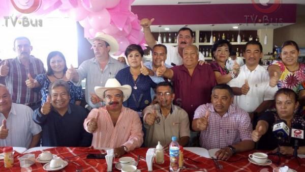 Sindicatos y sectores se pronuncian a favor de Silvino Reyes