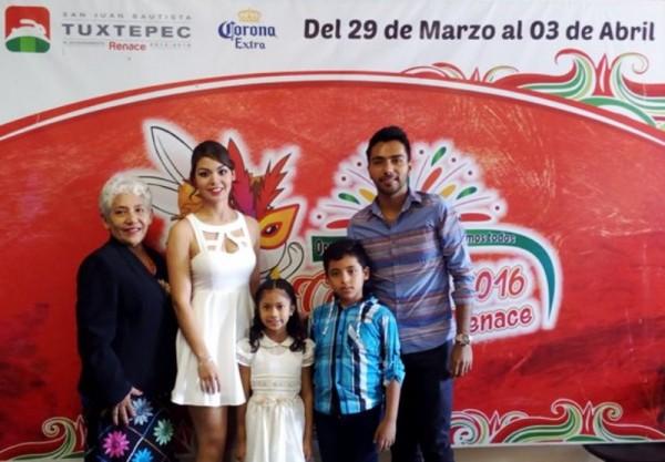 Más de 40 comparsas participarán en el Carnaval Tuxtepec 2016