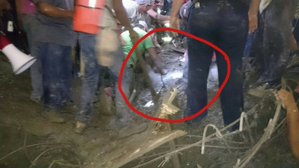 Aparecen 2 cuerpos en Catedral de Tuxtepec