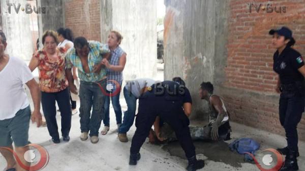 Reportan 9 desaparecidos por derrumbe en la Barca