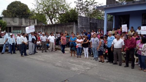 Colonias y comunidades, manifiestan respaldo a Fernando Bautista Dávila