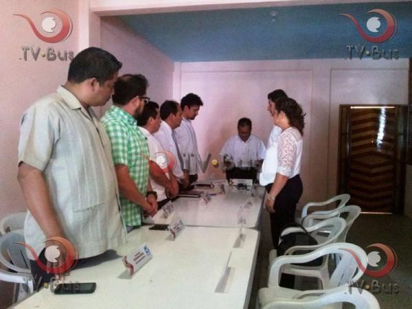 Instalan Consejo Municipal del IEEPCO en Tuxtepec