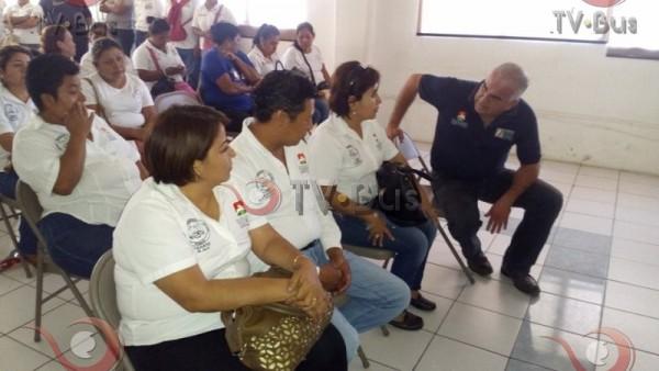 Sin acuerdos reunión entre sindicato y ayuntamiento de Tuxtepec