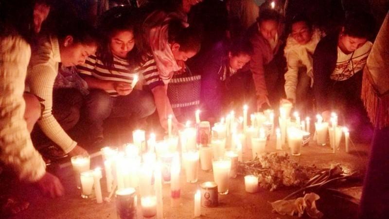 Marchan Tuxtepecanos, por tragedia en La Barca