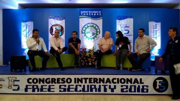 Congreso Internacional Free  Security 2016