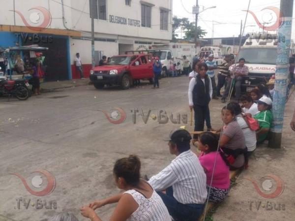 GALERÍA: CODECI pide liberación de unidades