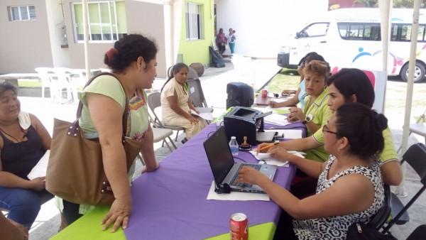 Realizan campaña de actualización de actas en DIF Municipal
