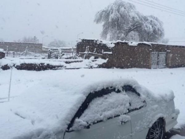Tormenta invernal llega hoy al centro del país; prevén nieve en 16 entidades