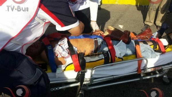Atropellan a repartidor en boulevard Ávila Camacho