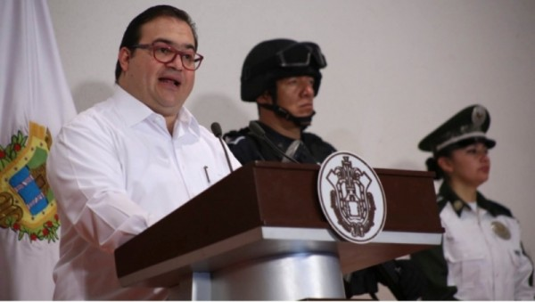 PRI desecha solicitud de juicio político a Javier Duarte