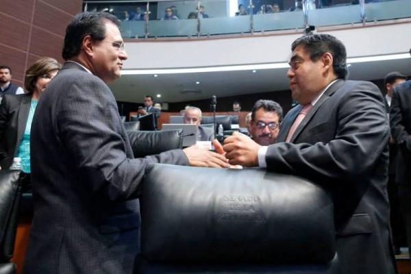 """""""De nosotros no te salvarás"""", dice Barbosa a Robles Montoya"""