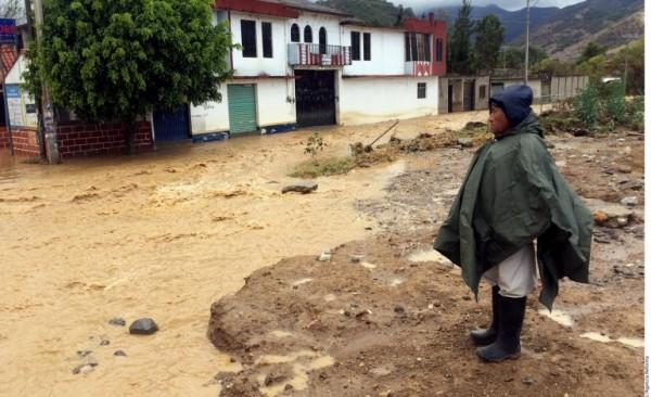 Oaxaca, entre los estados más afectados por el clima