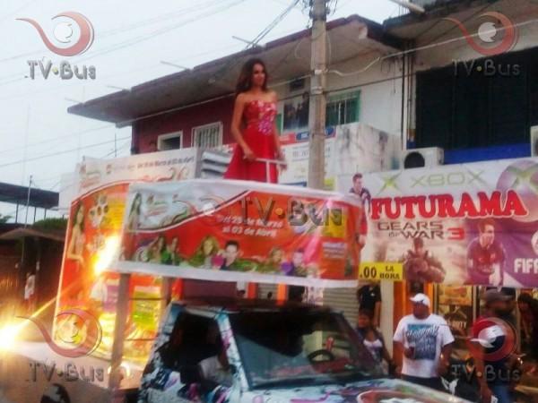 FOTOS: Arranca papaqui de Carnaval Tuxtepec 2016